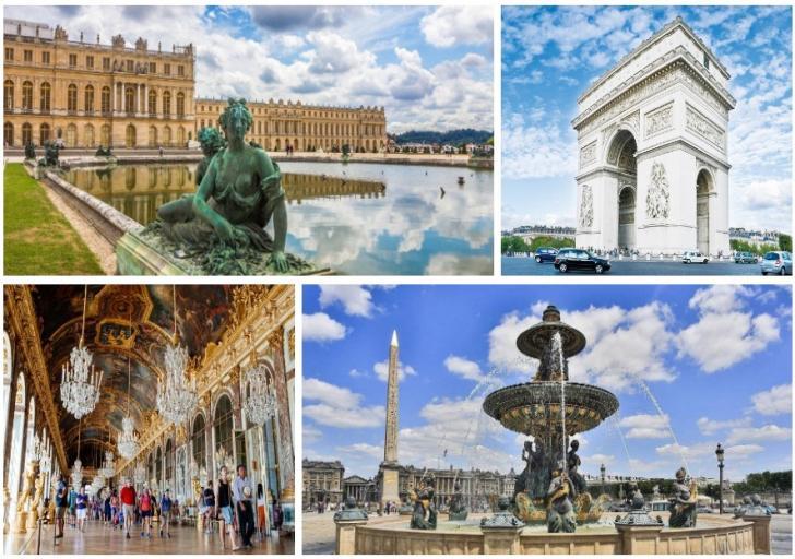 Du lịch Châu Âu - Tự do du ngoạn - 1,999 triệu/ngày