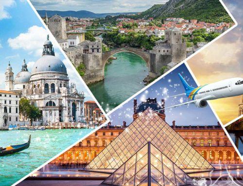 62% người dân sẽ đi du lịch Châu Âu ngay khi biên giới mở cửa đón du khách trở lại