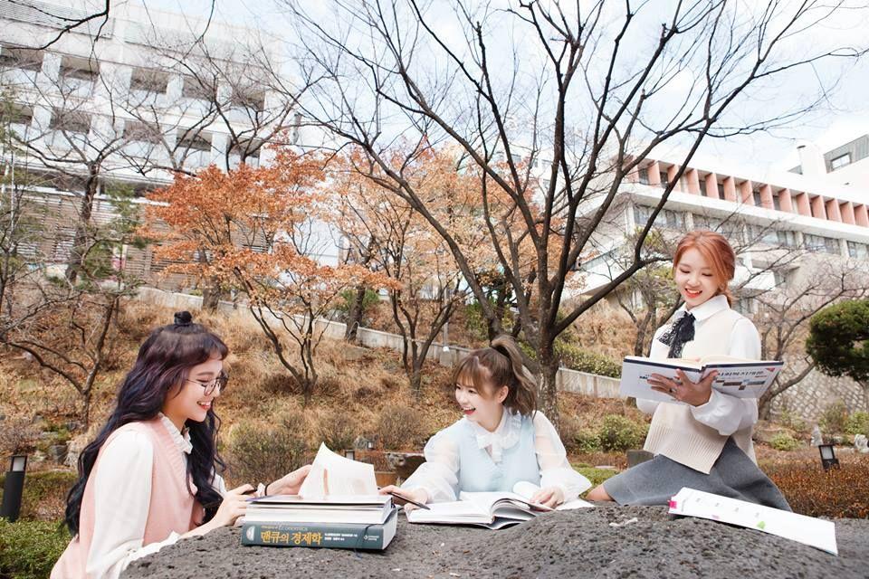 Giới thiệu trường Đại học nữ sinh Dongduk - Đại học nữ sinh Hàn Quốc