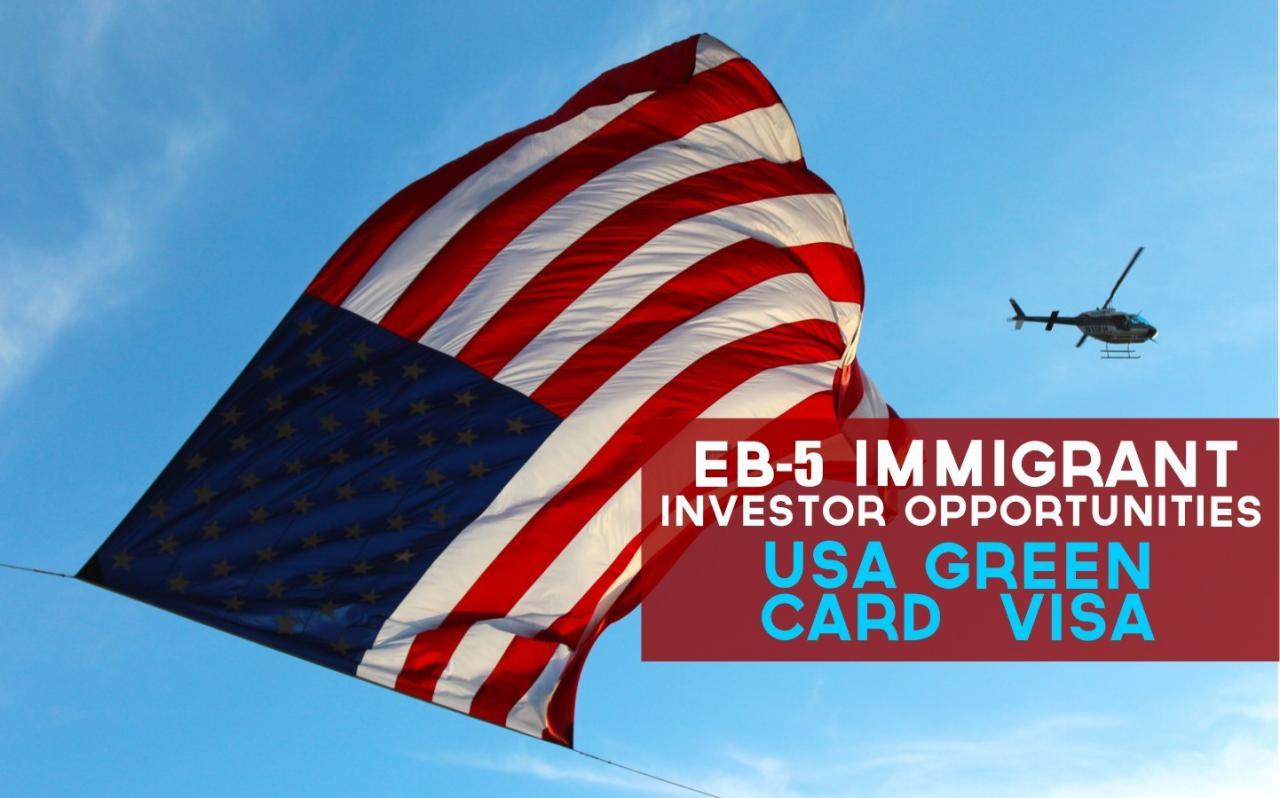Chương trình định cư Mỹ EB-5 năm 2018 cùng nhìn lại - Thẻ xanh ...
