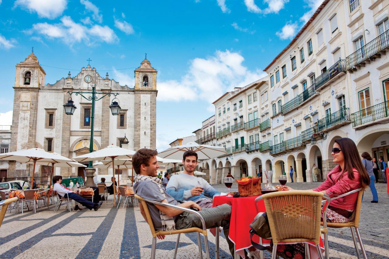 Evora - thành phố văn hóa