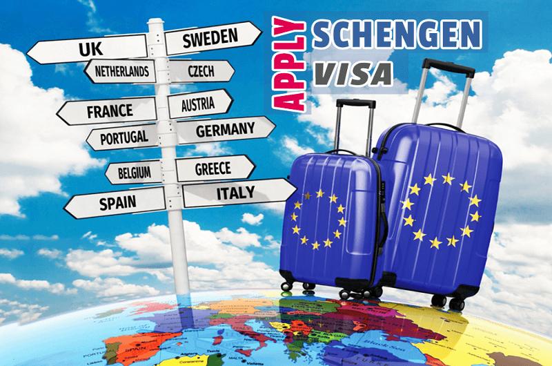 Mách bạn cách xin visa Schengen, visa Châu Âu 2019 từ A - Z