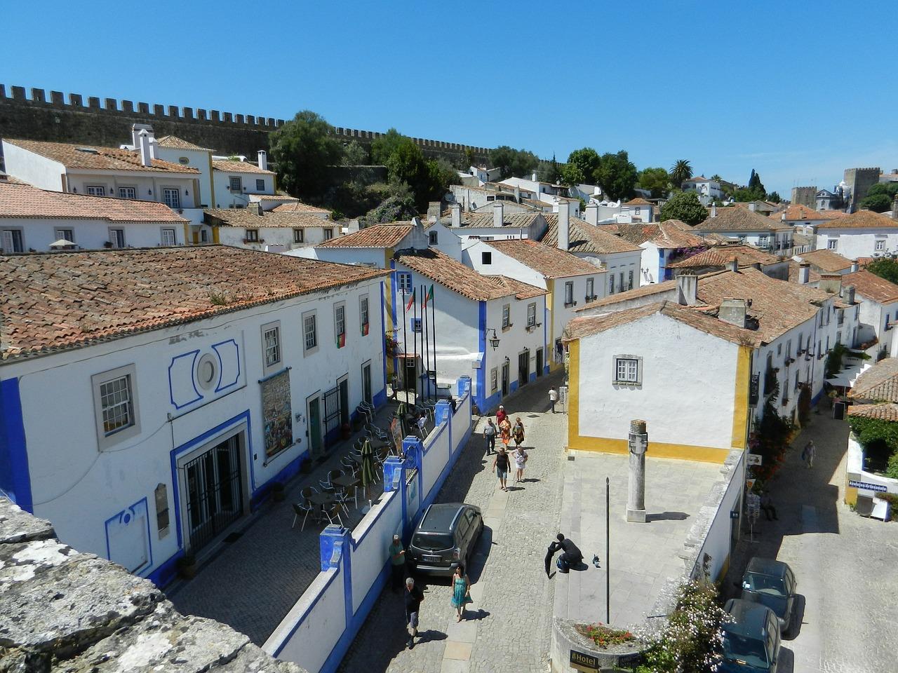 Thành phố Obidos thu hút du khách bởi nét đẹp cổ kính - Interimm ©