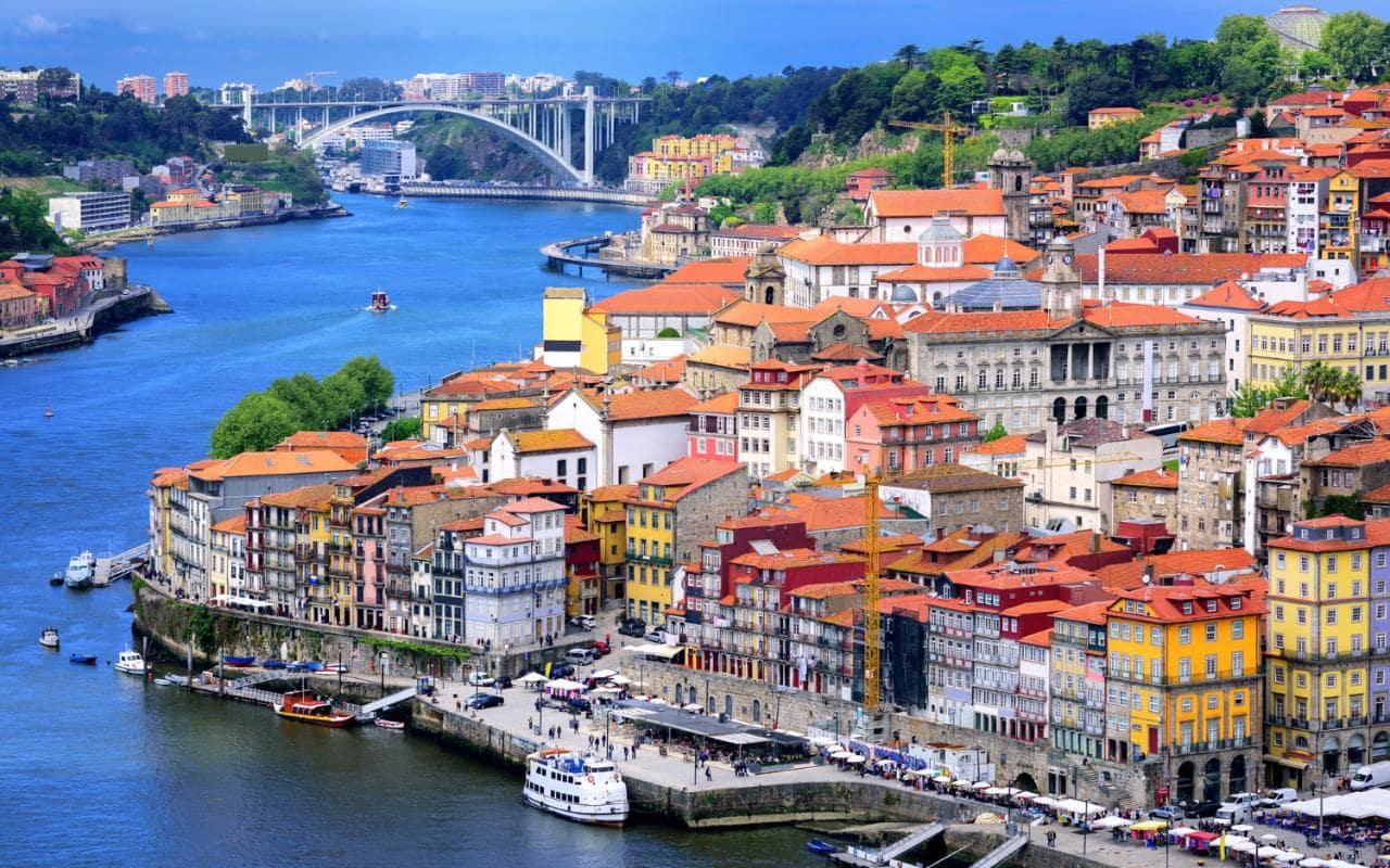 Thành phố Porto, thiên đường nghỉ dưỡng tuyệt vời ở Bồ Đào Nha ...