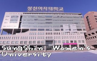 Đại học Sungshin Hàn Quốc: du học Hàn Quốc ngành trang điểm - Tổ Chức Giáo  Dục AVT Education