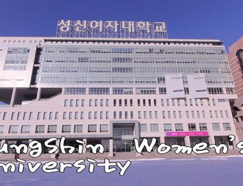 Đại học Nữ Sinh Sungshin – Cam kết visa top 1%
